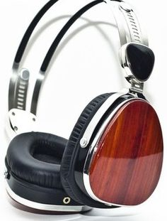 Guitars, pianos and violins are made from wood – why not headphones? Wood has acoustic properties that outperform synthetics. http://www.producerspot.com/troubadours-handcrafted-headphones-by-lstn-headphones