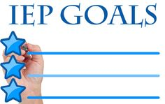 Creating IEP Goals for Apraxia, Language, and Communication Needs