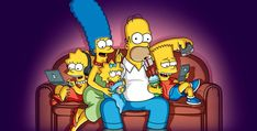 The Simpsons TV show on FOX: season 30 ratings - canceled + renewed TV shows - TV Series Finale The Simpsons Tv Show, Best Teen Movies, Simpsons Drawings, Vader Star Wars, Disney Rapunzel, Pop Culture References, Story Arc, Animation Series, Favorite Tv Shows