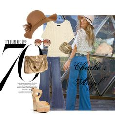 dreamy 70's....from my polyvore