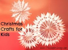 Christmas Crafts for Kids! Easy Christmas Craft Ideas for Kids for DIY Holiday Projects!