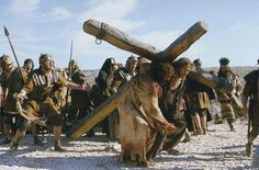 """""""Nobody performed an autopsy on Jesus' mangled body after He was taken down from the cross. But doctors who have studied the Bible's description of His death say the pain would have been beyond excruciating. In fact, the word excruciating means """"out of the cross."""" Jesus literally defined the worst pain anyone could feel."""""""