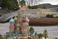 Look At The Tiny Tourists and Bite Size Burglars of Japan's Mini World   Atlas Obscura