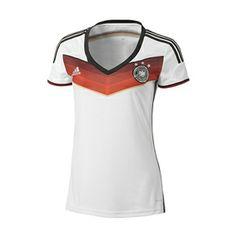 27e78642e63a adidas Womens Germany World Cup 2014 Soccer Jersey Germany Soccer Team