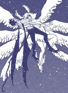 Devilman Crybaby, Cry Baby, Anime Manga, Anime Art, Anime Crafts, Happy Tree Friends, Angels And Demons, Dark Art, Satan