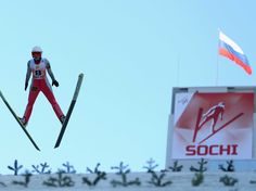 Ski jumping HD Wallpapers Backgrounds Wallpaper