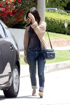 Rachel Bilson Rachel Hayden, Rachel Bilson, Overalls, Pants, Fashion, Trouser Pants, Moda, Fashion Styles, Women's Pants