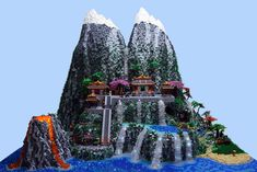 ~ Lego MOCs Fantasy ~ Samurai Code by Ben Pitchford