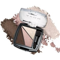 Luminous, pure-color shadows layer and blend to sculpt eyes. Vibrant, silky formula wears for hours without creasing. .088 total oz. net wt.
