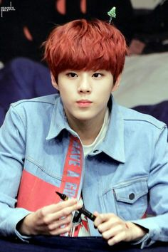 UP10TION wooshin. This one's cute (read online he evil though so like approach with caution)