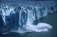 Argentina - Glaciar Perito Moreno, en el Parque nacional Los Glaciares, sur de Argentina.