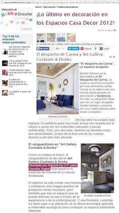 prensa clorofila clorofila digital espacios casa enfemenino con espacios decoracin decoracin del hogar vista preliminar
