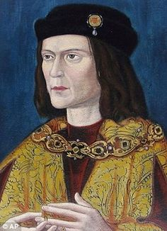 The villain king: But there are those who suggests Richard III's bad reputation is more down to Tudor propaganda than his actual actions - article and pictures of the discovery of his skeleton