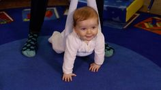 Go, Baby, Go! Learning how to roll over, crawl, and take those first steps is tough work for a baby. In fact, it takes weeks of practice -- plus strength and coordination -- to reach these motor milestones. Here's how to help your little one get moving.