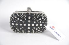 Skull clutch - pays homage to a certain designer I love :)