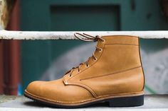 SNEAK PEEK - OUR HANDMADE BOOTS | Wakefield Hotel Casual Outfits, Men Casual, Wakefield, Combat Boots, Handmade, Beautiful, Shoes, Fashion, Boots