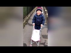Mom Outraged That Stranger Told 3-Year-Old Son Not To Play with Pink Str...