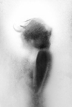 """Photography, """"Female upper body in movement - Limited Edition 1 of Shadow Photography, Dark Photography, Contemporary Photography, People Photography, Portrait Photography, Art Sketches, Art Drawings, Foto Portrait, Dark Art"""