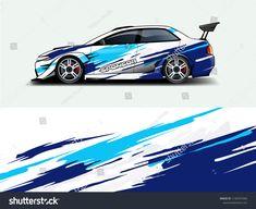 Car Stickers, Car Decals, Vinyl Decals, Van Wrap, Mitsubishi Lancer Evolution, Graffiti, Car Painting, Rally Car, Paint Designs