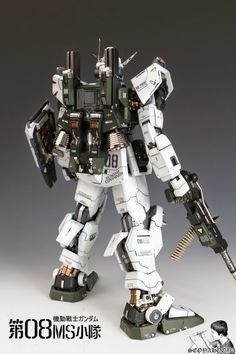 Custom Build: 1/60 RX-79[G] Gundam Ground Type - Gundam Kits Collection News and Reviews
