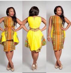 Loving the design Latest African Fashion, African Prints, African fashion styles, African clothing, Nigerian style, Ghanaian fashion, African women dresses, African Bags, African shoes, Nigerian fashion, Ankara, Aso okè, Kenté, brocade etc ~DK