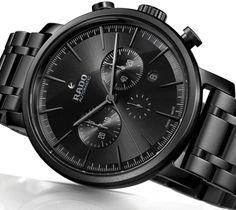 Rado DiaMaster Automatic Ceramic Chronograph XXL