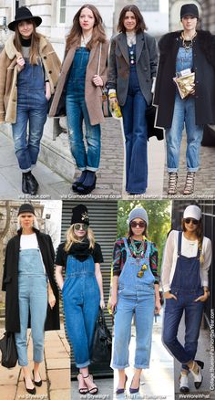 Blue is in Fashion this Year. overalls Yay or Nay?
