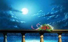 Luna romantica