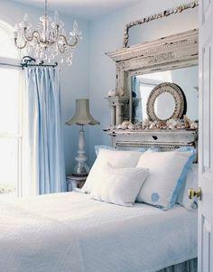 sypialnia styl francuski