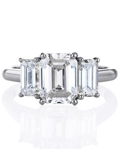 De Beers engagement ring | Brides.com