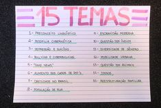 Oficina de Redação (@oficinadaredacao_) • Fotos e vídeos do Instagram Portuguese Lessons, Bullet Journal Tracker, Studyblr, School S, Study Motivation, Study Tips, Medicine, Knowledge, Lettering