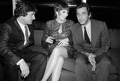Robert De Niro, Liza Minnelli & Al Pacino