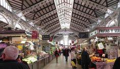 #валенсия #достопримечательности #рынки #центральныйрынок Центральный рынок в Валенсии. Что посмотреть в Валенсии? Главные достопримечательности города. Часть 1.   Барселона10 - путеводитель по Барселоне