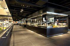 De Bijenkorf Amsterdam Kitchen