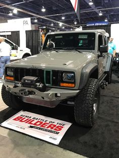Modificaciones Jeep Xj, Jeep Wrangler Pickup, Jeep Wk, Jeep Xj Mods, Jeep Grand Cherokee, Jeep Wranglers, Jeep Commander, Jeep Accessories, Civil War Photos