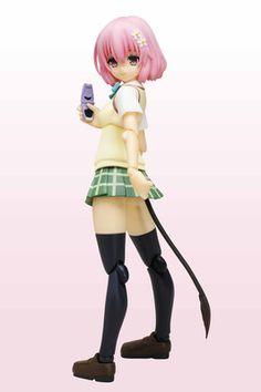 Crunchyroll - S.H.Figuarts: Momo Velia Deviluke - To Love ru