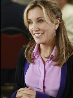 Felicity Huffman as Lynette Scavo | Desperate Housewives