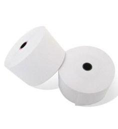 BPA Free 44 mm x 150/' Traditional Bond POS Paper Roll 100 Roll FREE SHIP