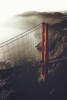 lsleofskye:  Golden Gate Bridge