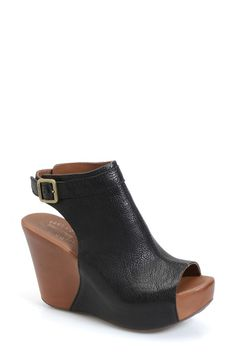 Kork-Ease® 'Berit' Wedge Sandal (Women) | Nordstrom