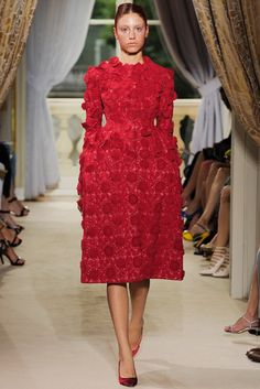 Lace Coat (Giambattista Valli Fall 2012 Couture)