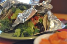 Berryhill Baja Grill.... $1.99 fish taco Mondays and complimentary chips, salsa and ice cream