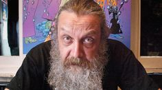 Comicbook creator Alan Moore really sick of Batman and announces retirement from comics...