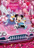 TEN-D108-735 ディズニー ガールズ☆パーティー(ミッキー) 108ピース ジグソーパズル[CP-D]