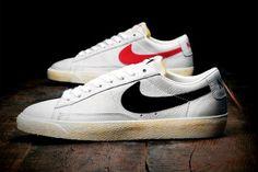 Nike Blazer Low Vintage Premium Printemps/Été 2012