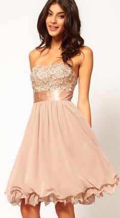 loving this sweet chiffon number