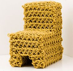 Knit Chair Kwangho Lee