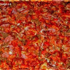 Food photos at Marconi Pizza - Mississauga, ON. Pizza Photo, Good Pizza, Food Photo, Canada