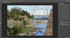 zoom.nl contrast toevoegen aan foto, middels photoshop