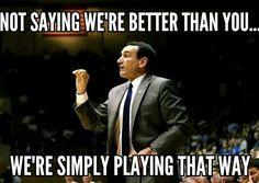 Anyone better coaching today.....NOPE